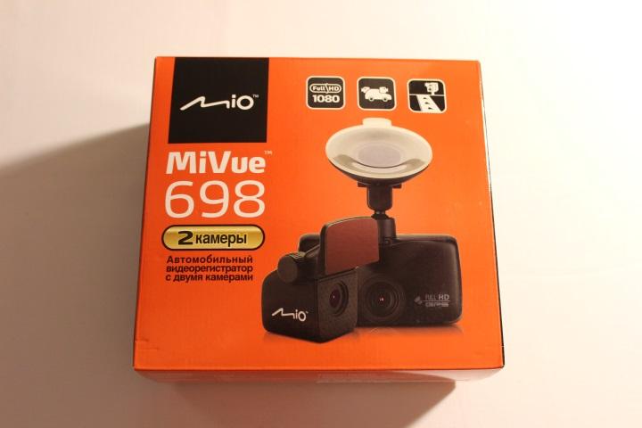 Mio MiVue 698