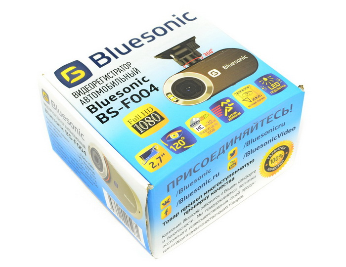 Bluesonic BS-F004