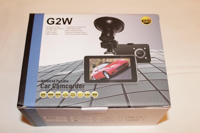 Видеорегистратор Good Zoom G2W