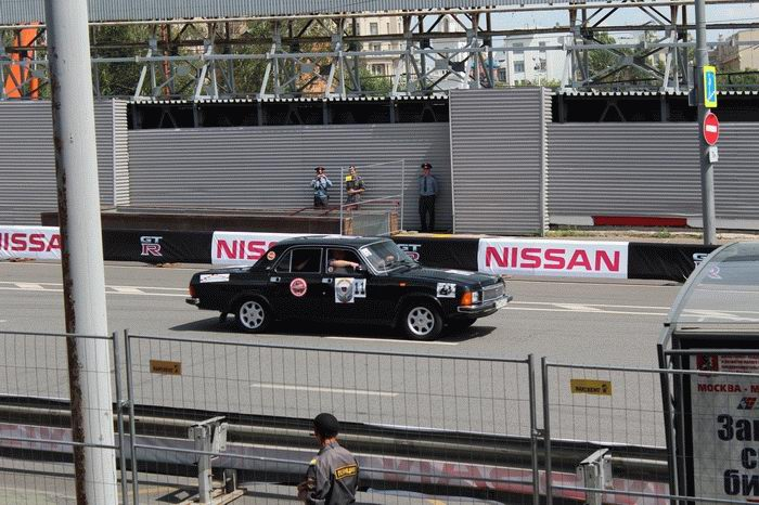 Moscow City Racning - 2012