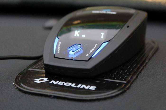 Радар-детектор Neoline XCOP 8000