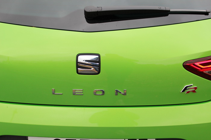 Seat Leon SC FR